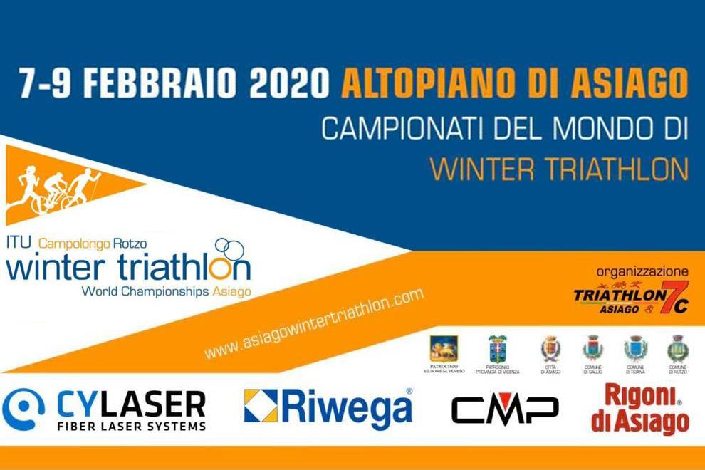 Asiago Winter Triathlon World Championships 2020