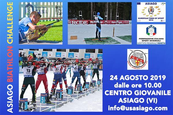 Asiago Biathlon Challenge