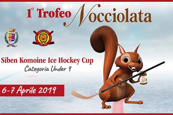 Hockey Ghiaccio - Torneo Internazionale Under 9
