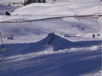 Asiago snowpark