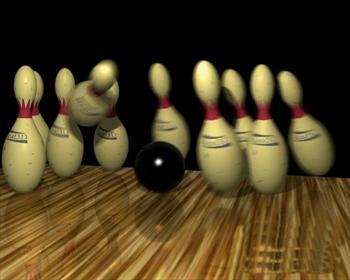 Bowling in Asiago