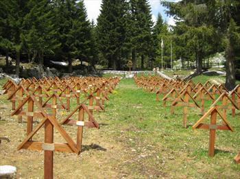 Zebio war cemetery