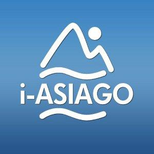 The logo of the app iAsiago