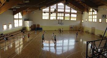 A gym in Asiago