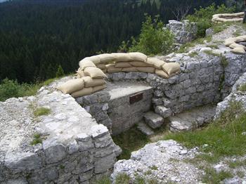 Military post