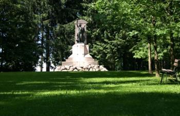 The park Brigade Regina (Millepini)