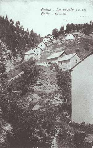 La Valle dei Mulini a Gallio