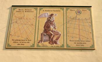 Le meridiane del Duomo
