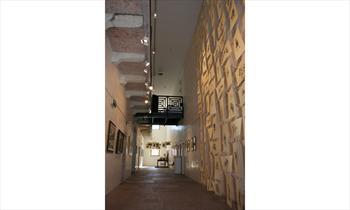 Esposizione al museo Le Carceri