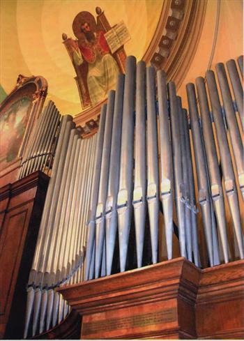L'Organo Ruffatti del Duomo di S. Matteo