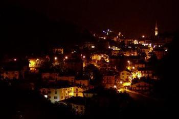 Enego by night