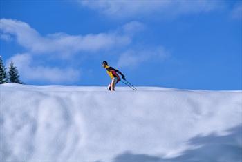 Sci nordico sull'Altopiano di Asiago