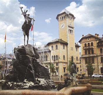 La fontana del fauno