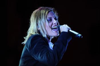 Irene Grandi in concerto ad Asiago