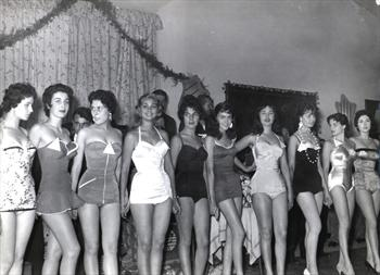 Miss Universo ad Asiago (1955)