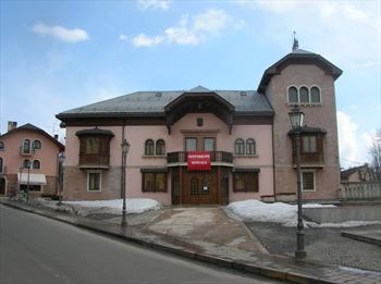 The city hall of Gallio