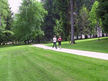 Il Parco Brigata Regina