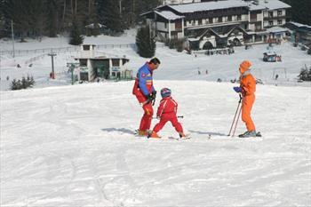 Con i maestri giusti, imparare a sciare è facile!