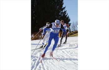 Gara di sci nordico ad Asiago